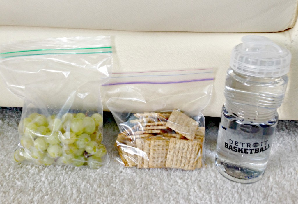 healthy snacks for practice