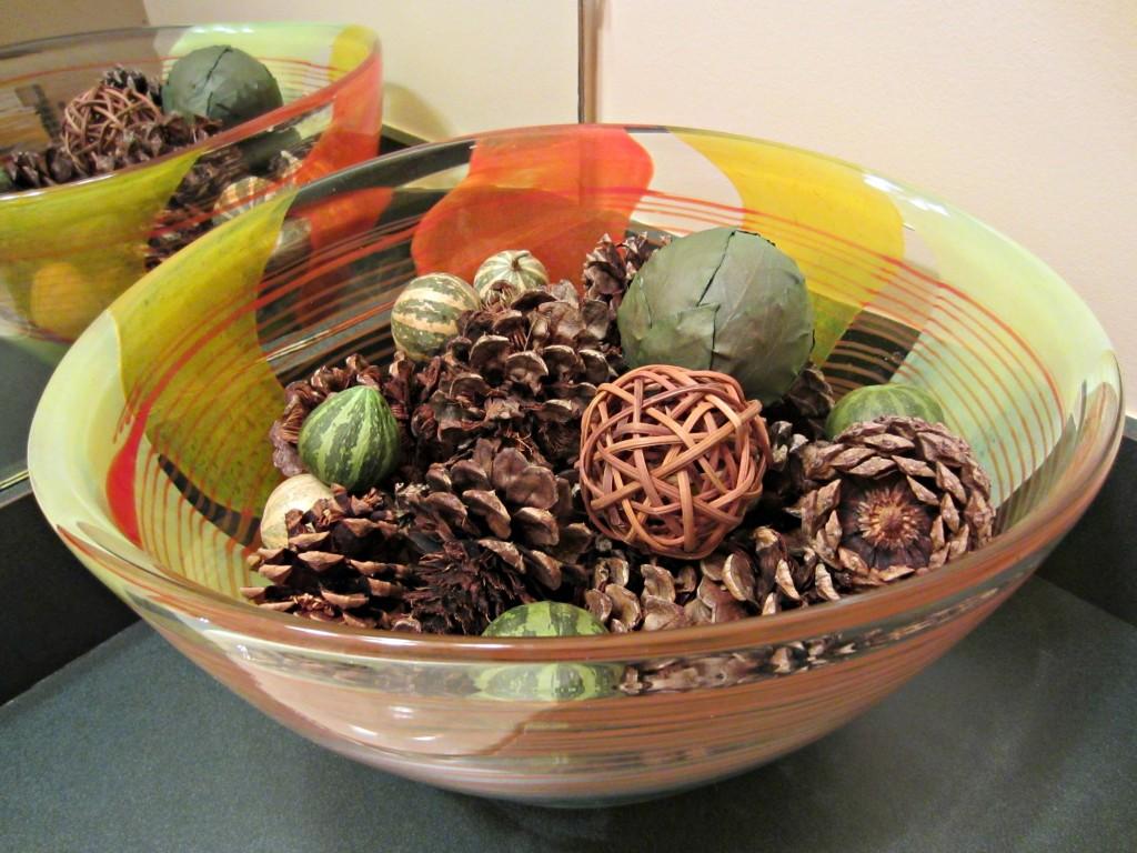 pinecone potpourri