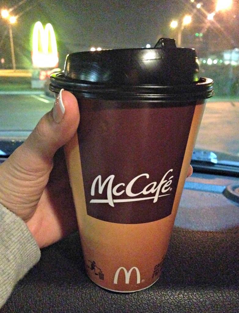 pumkin spice latte mcdonalds