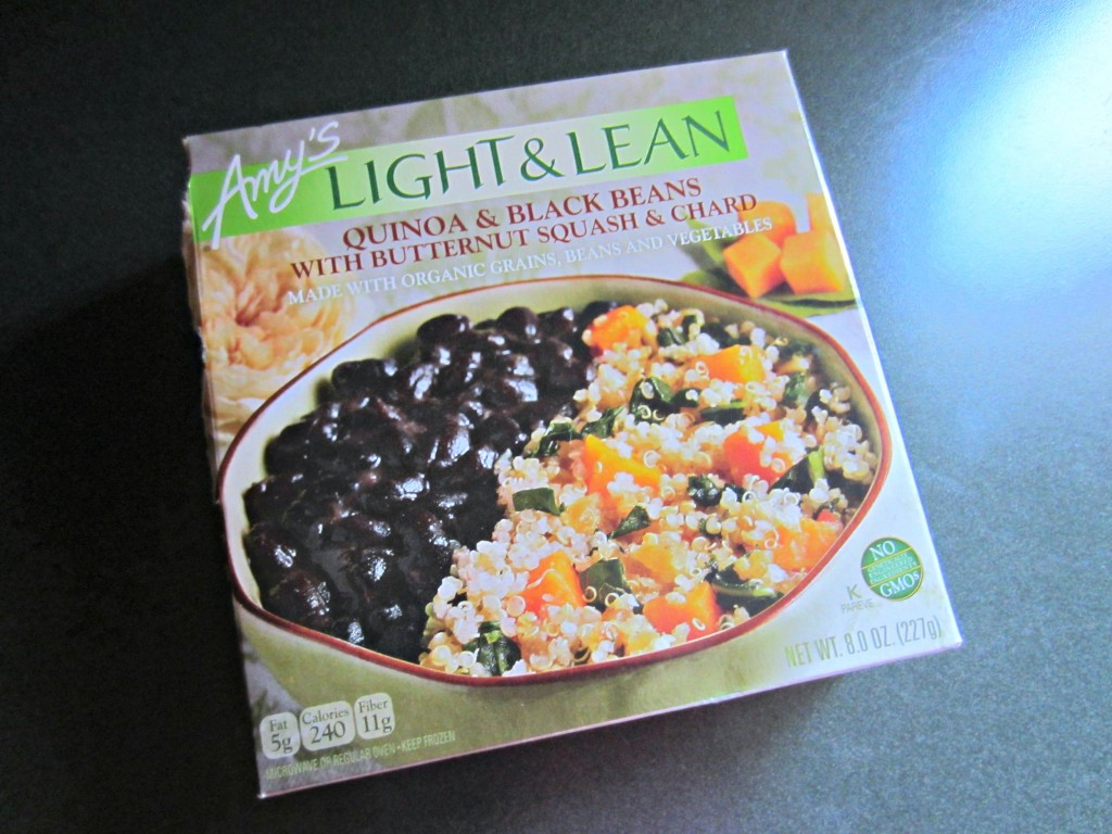 Amy's Light & Lean bowl