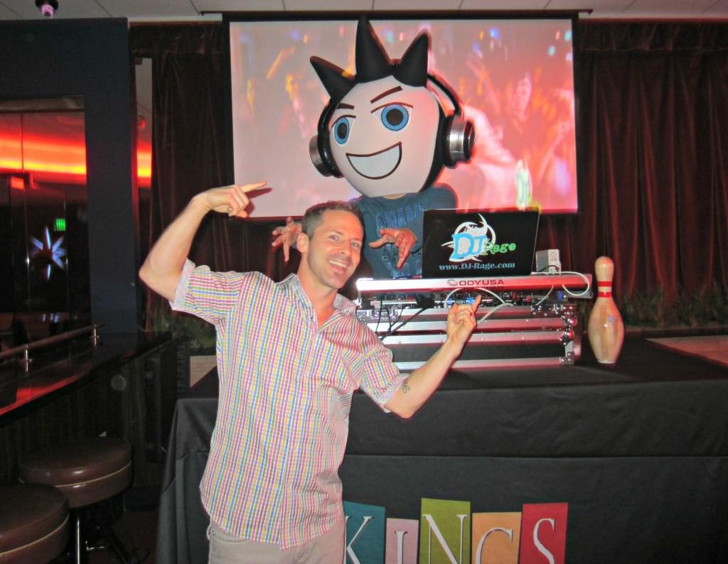 Kings Bowling DJ