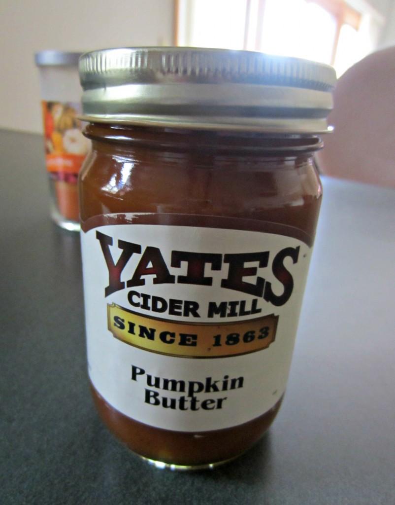 Yates Pumpkin Butter