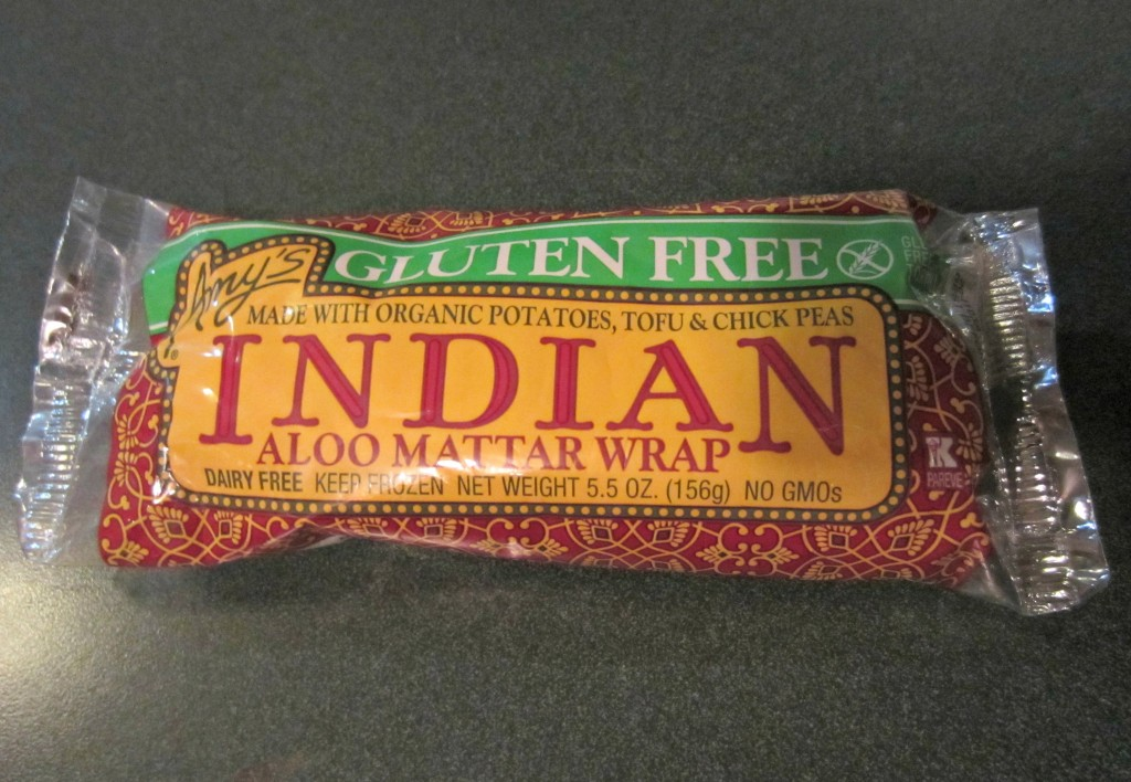 amy's indian burrito gluten free