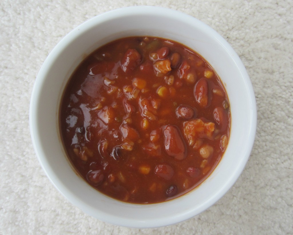 campbells light chili