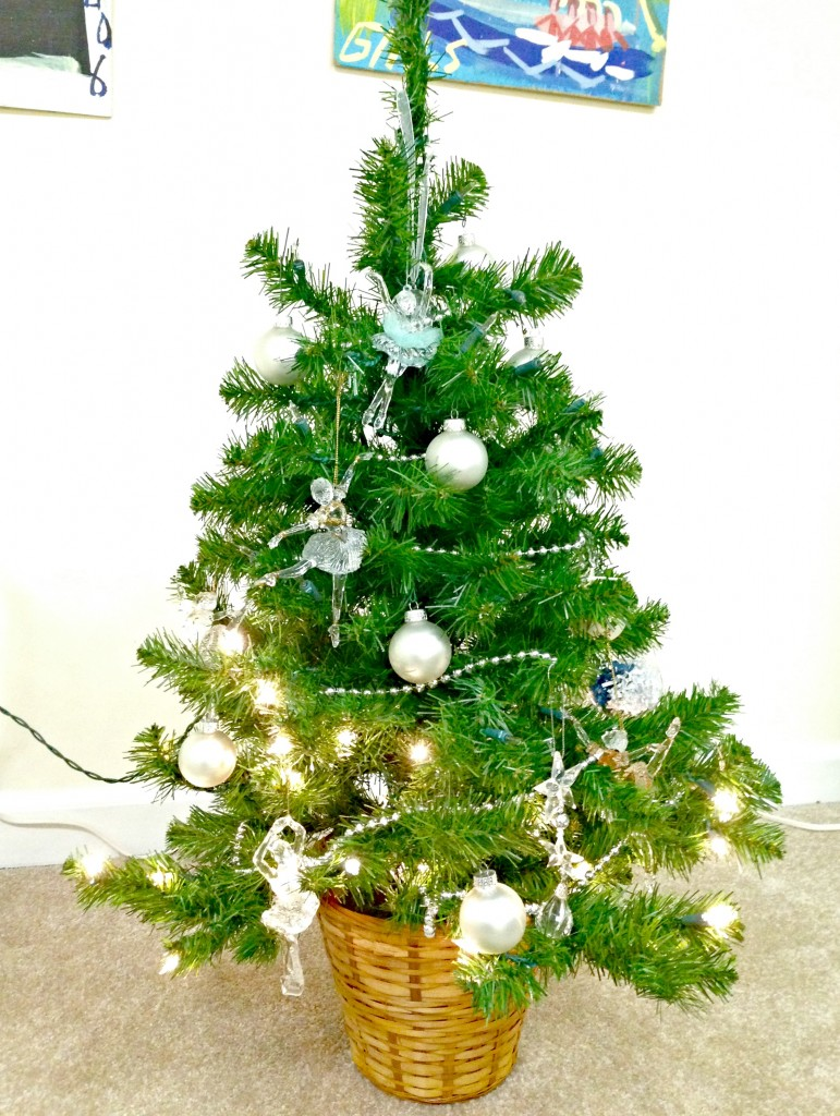 christmas tree for office