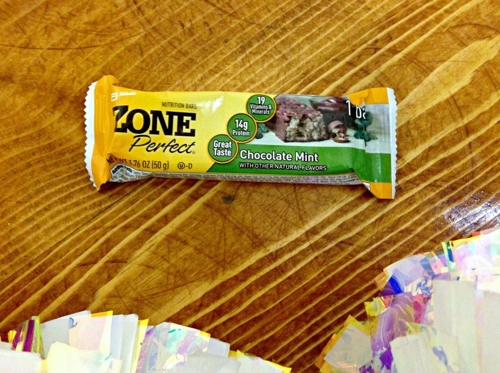 zone perfect chocolate mint