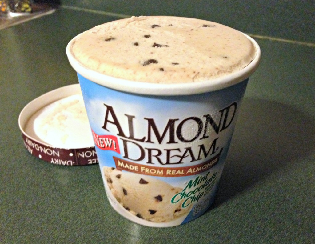 Almond Dream ice cream