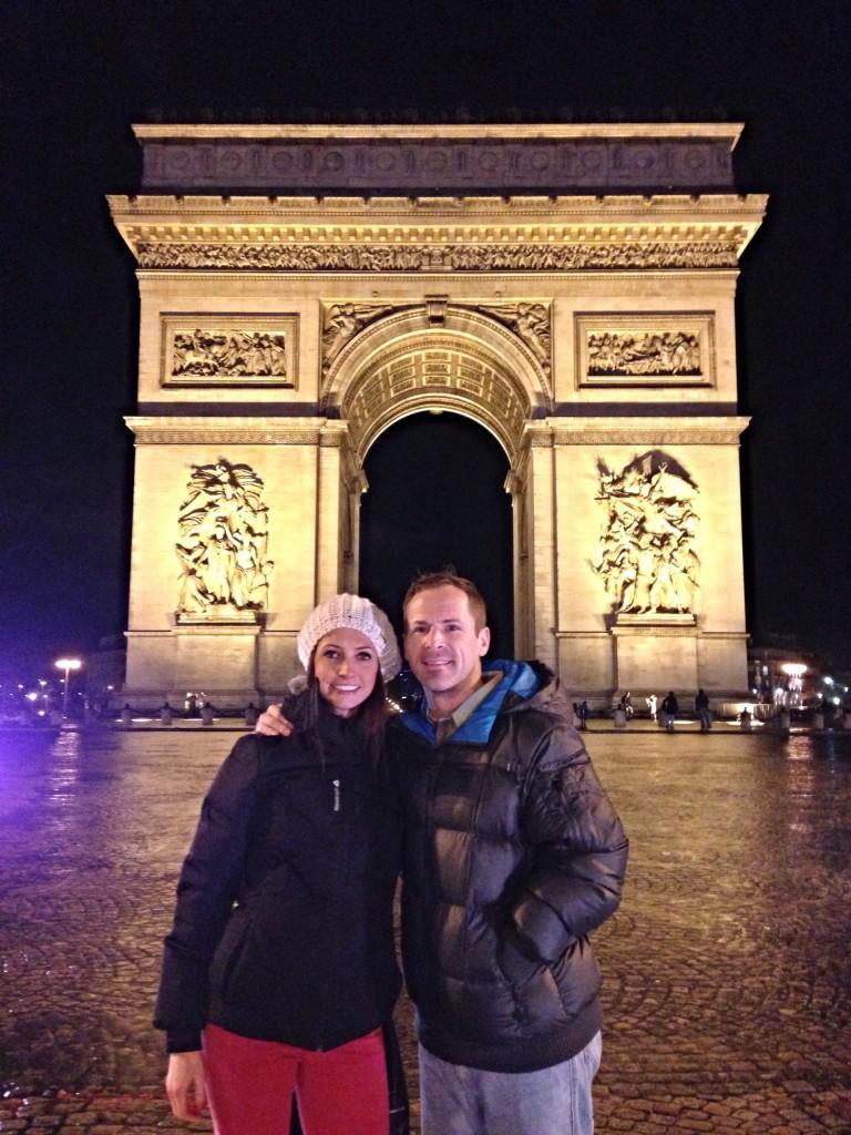 Arc de Triomphe Paris 2