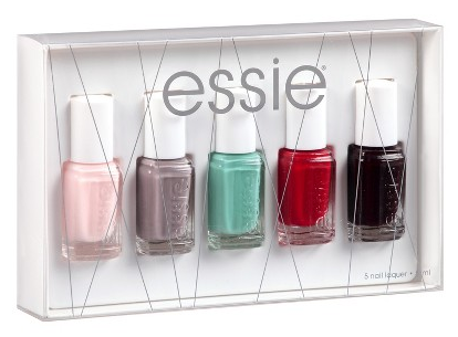 Essie Holiday Nail Polish 2013