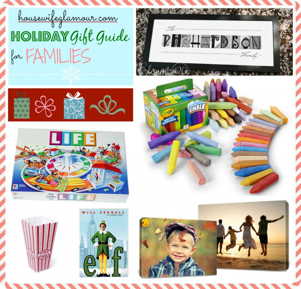 Housewife Glamour Family Gifts