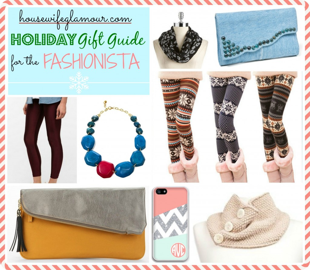 Housewife Glamour Holiday Gift Guide Fashionista