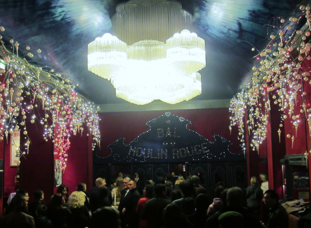 moulin rouge lobby
