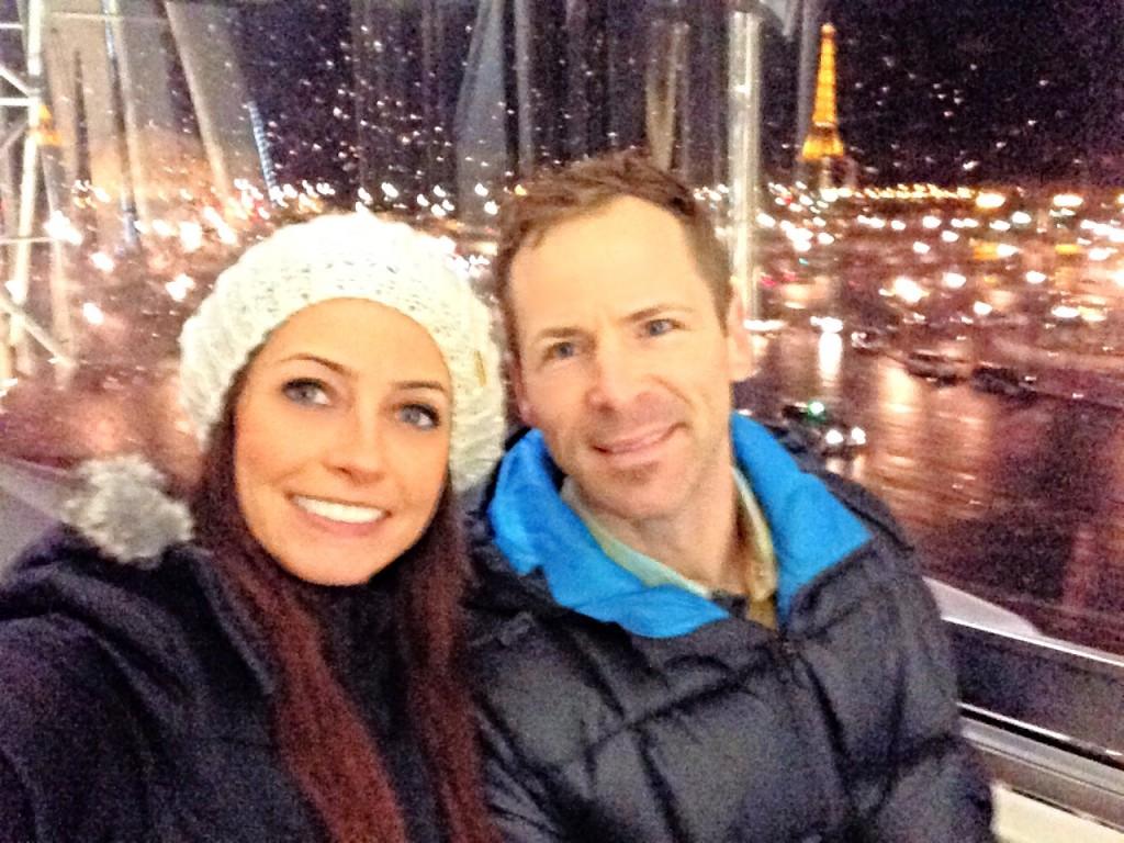 La Grande Roue Ferris Wheel Paris 2