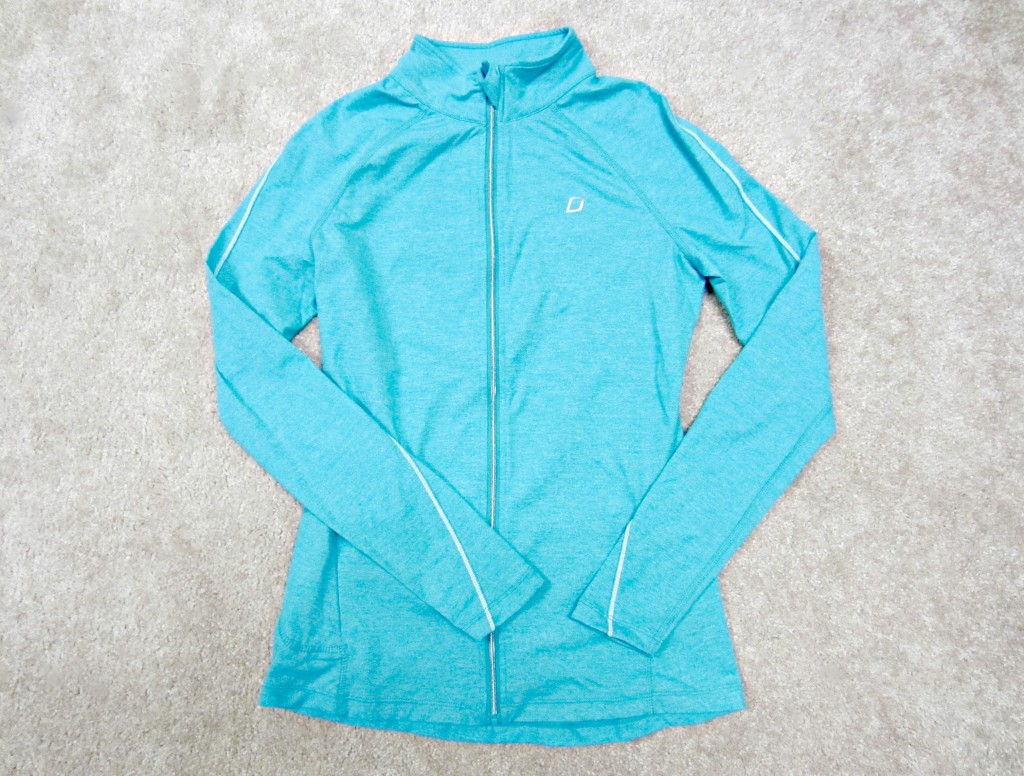 Lorna Jane Slim Fit Zip Up