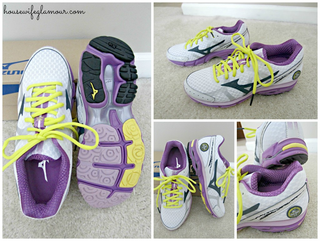 Mizuno Wave Rider 17 Review Collage