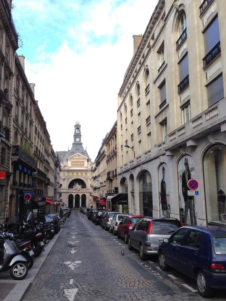 Walking in Paris Day 1 (2)