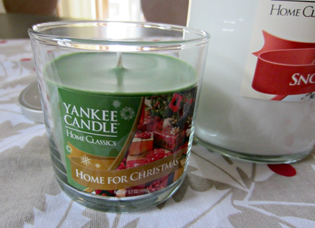 Yankee Candle Home for Christmas