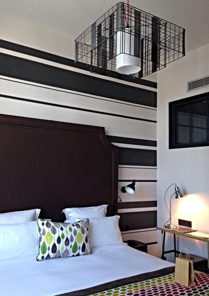 hotel fabric paris room