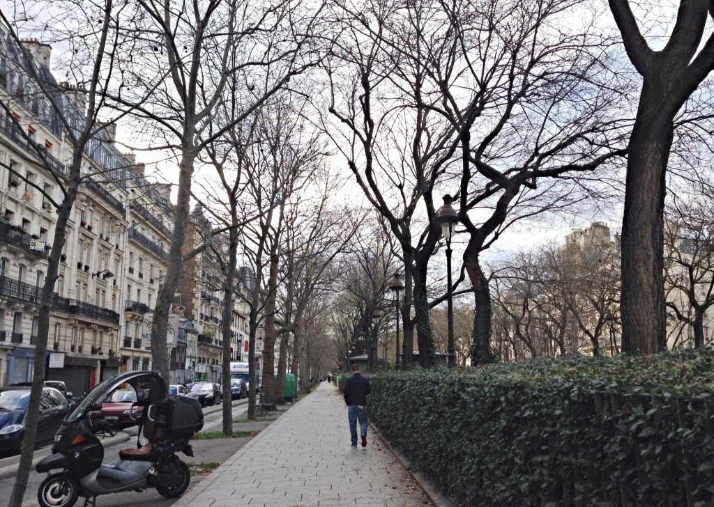 walking in city of paris (2)