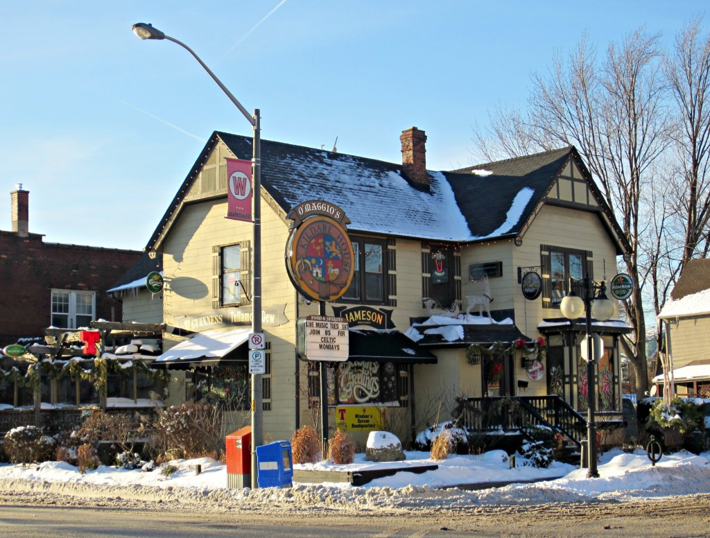 O'Maggio's Windsor Canada