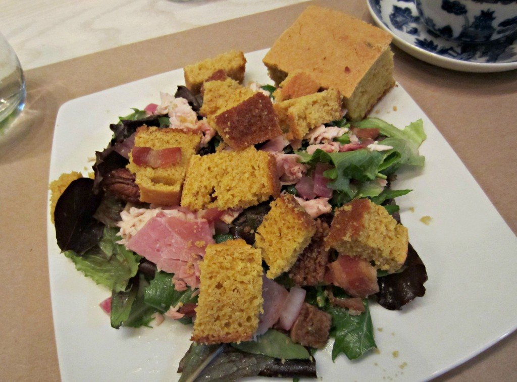 Tea Room Cornbread Salad