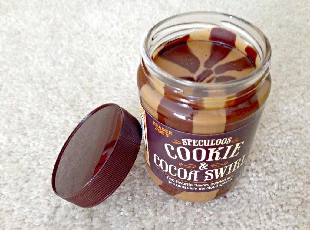 Trader Joe's Cookie & Cocoa Swirl