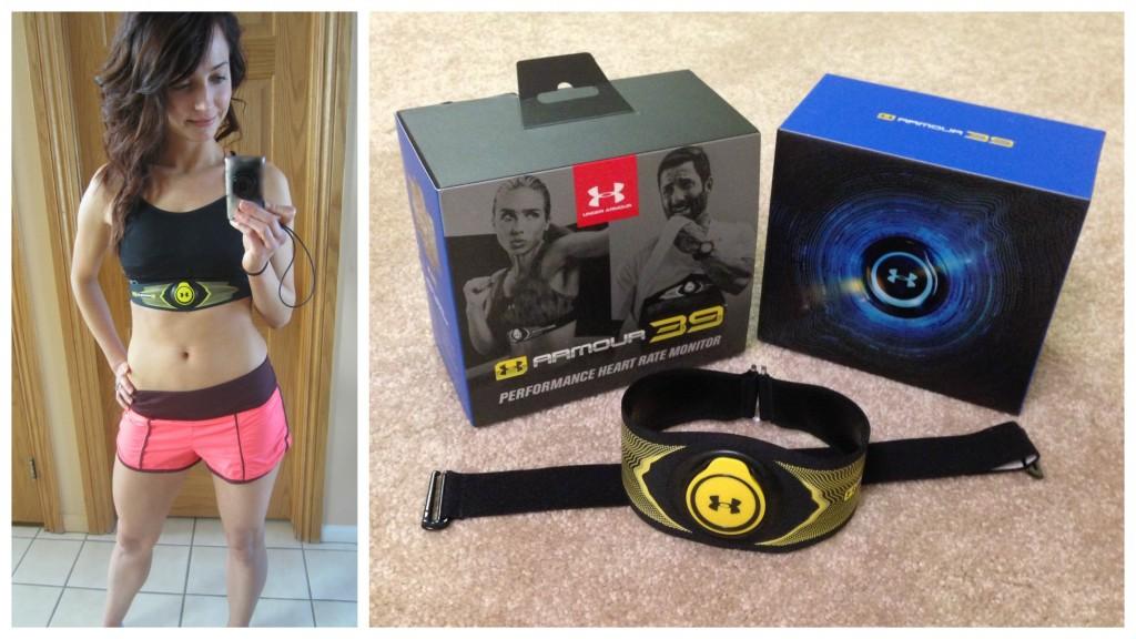 armour39 heart rate monitor review
