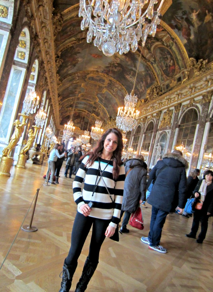 chateau versailles hall of mirrors picture