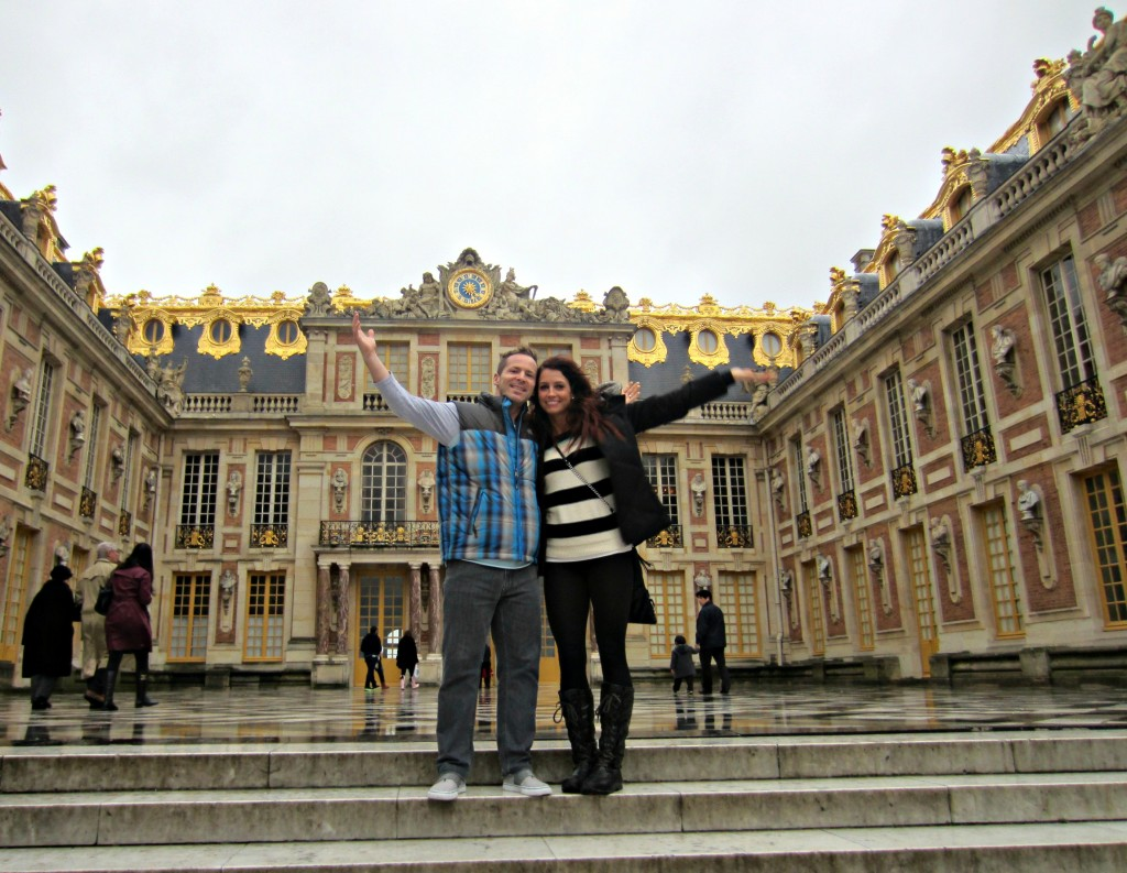 chateau versailles our new home