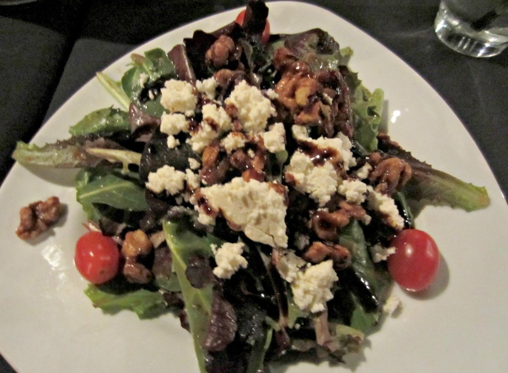 jazz'd spring mix salad