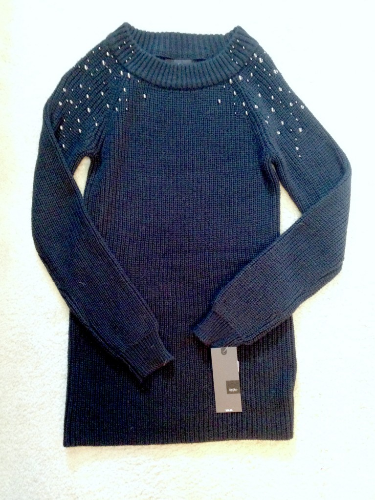 mossimo winter sweater
