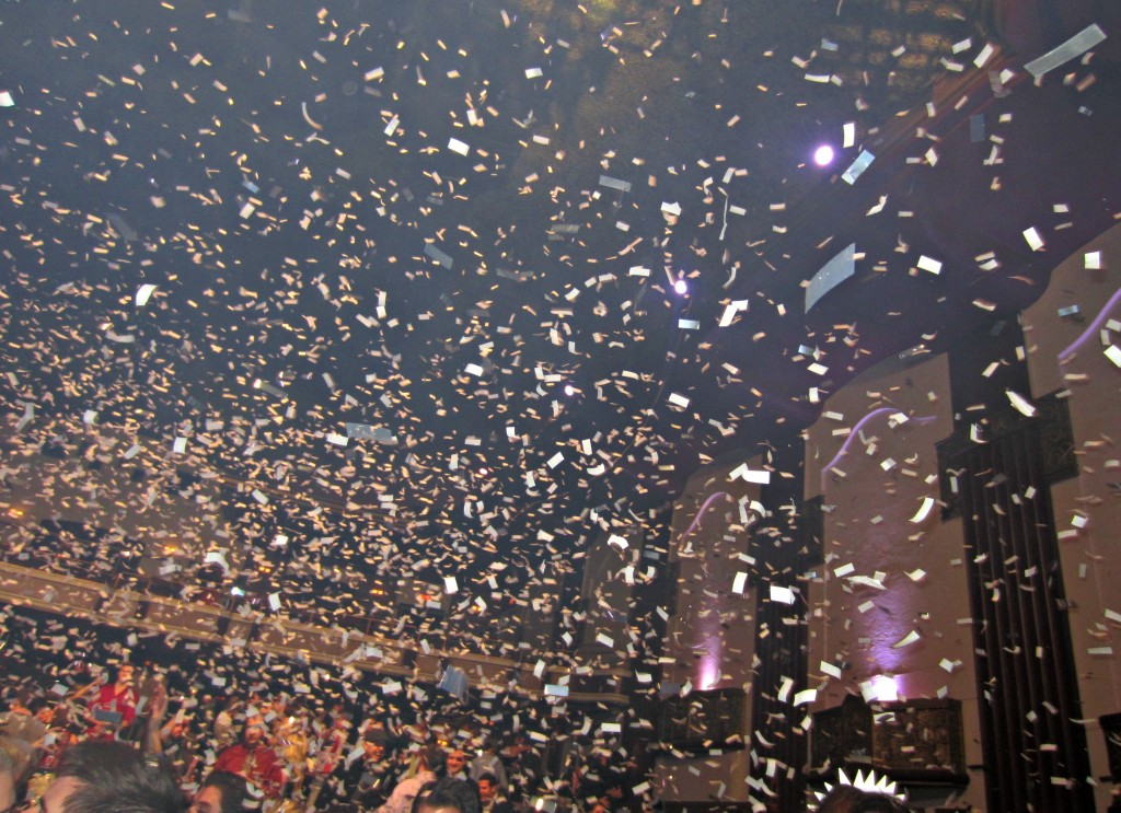 new years confetti royal oak music theatre