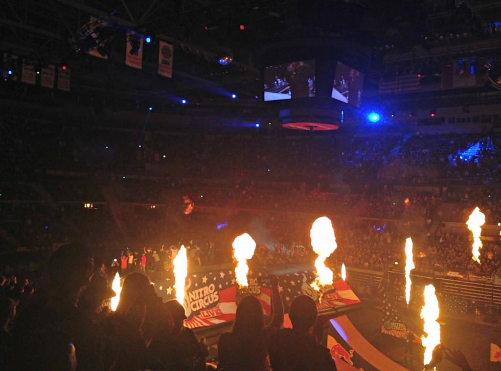 nitro circus fire finale
