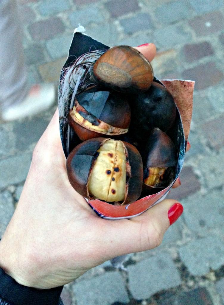 roasted chesnuts