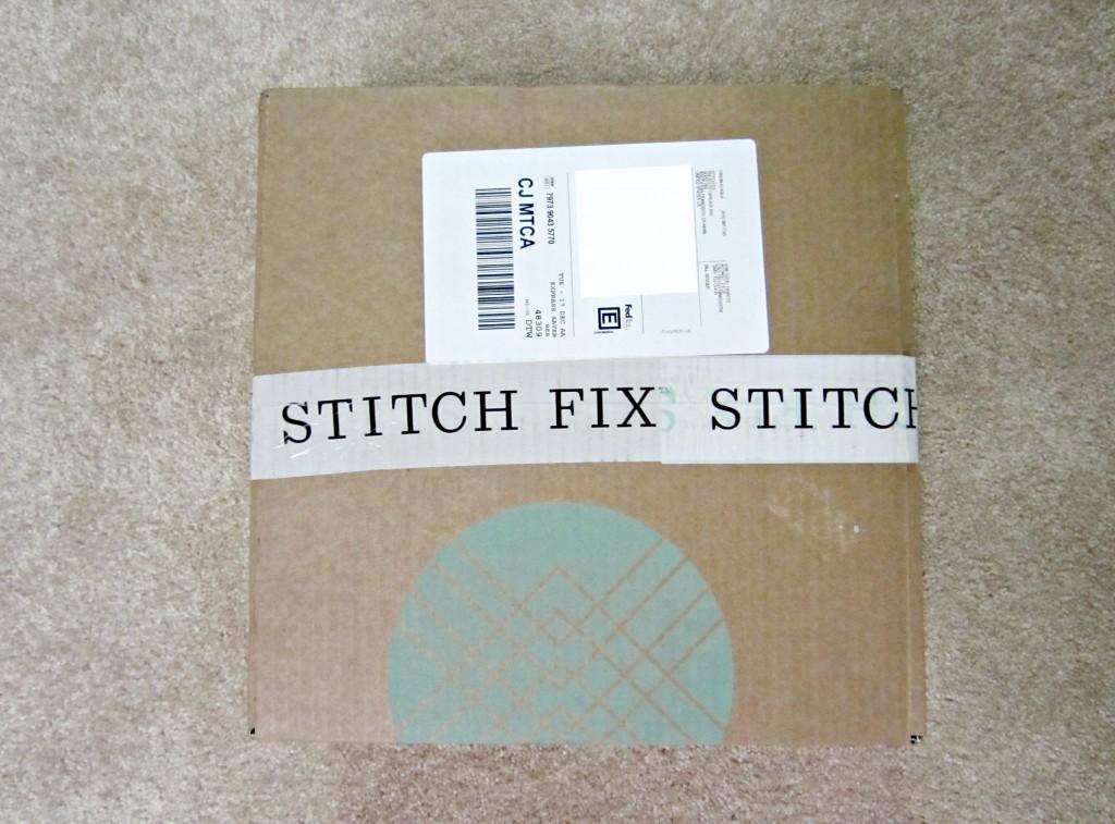 stitch fix box shipment