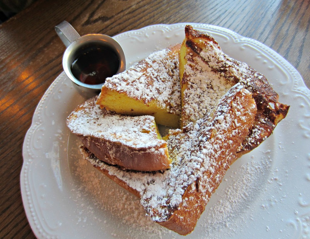 twisted apron french toast