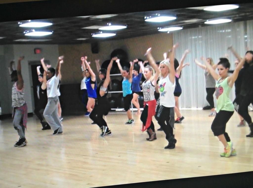 learning reunion dances