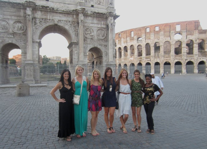 orlando magic dancers in rome italy