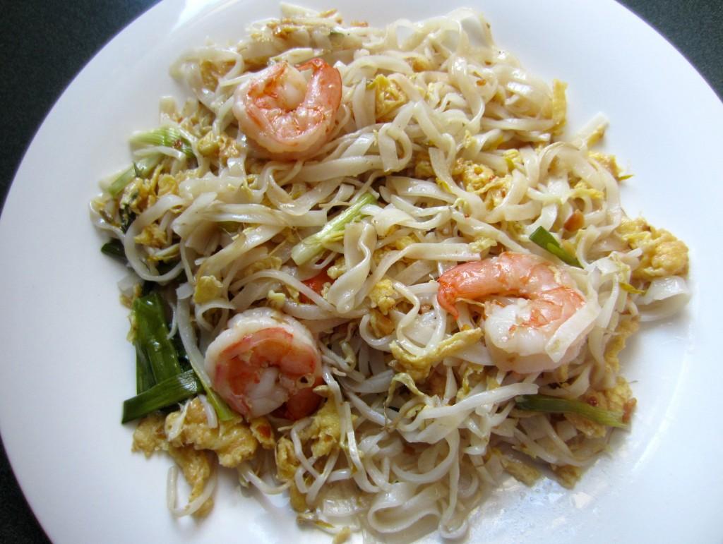 pad thai leftovers