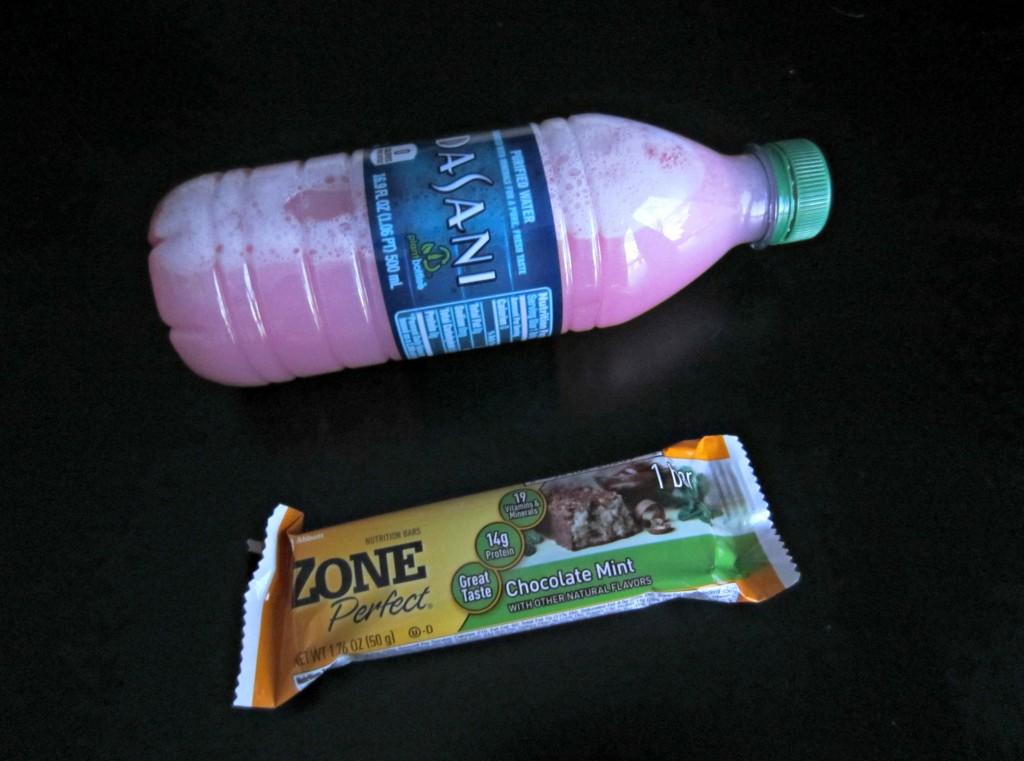 pre gym protein snacks