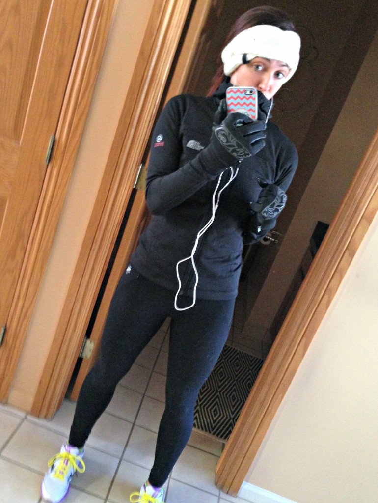 ready to run in the cold