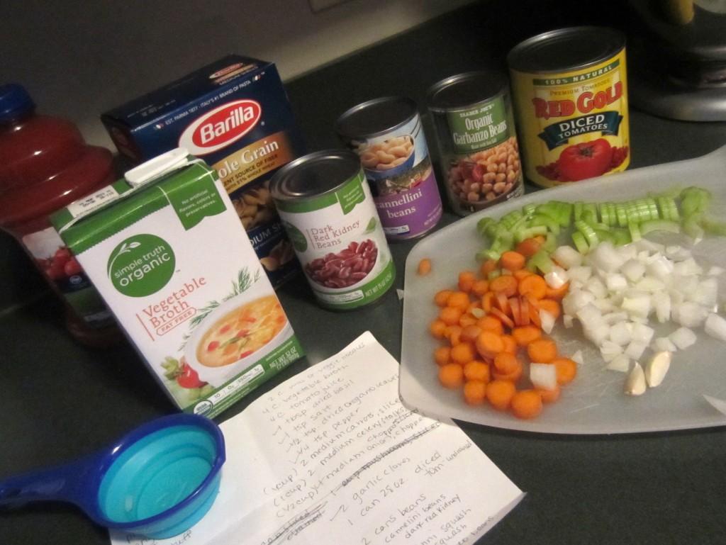 recipe testing