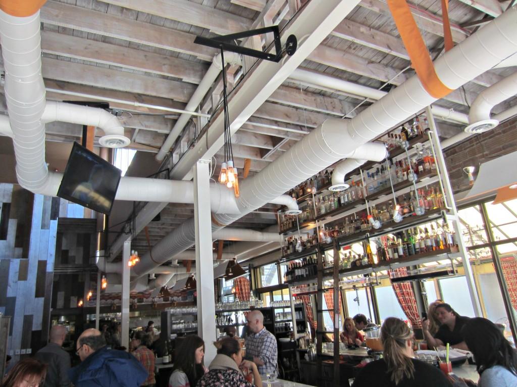 social bar and restaurant birmingham