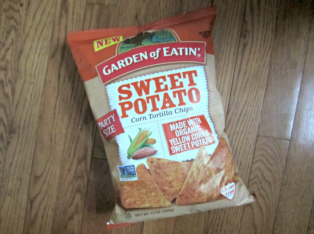 sweet potato corn tortilla chips