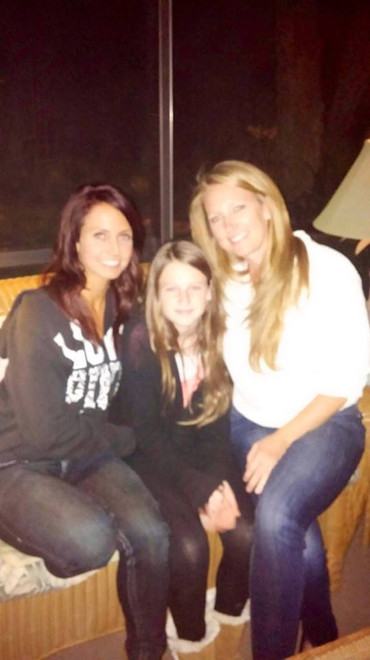 Florida with Trish and Kayla