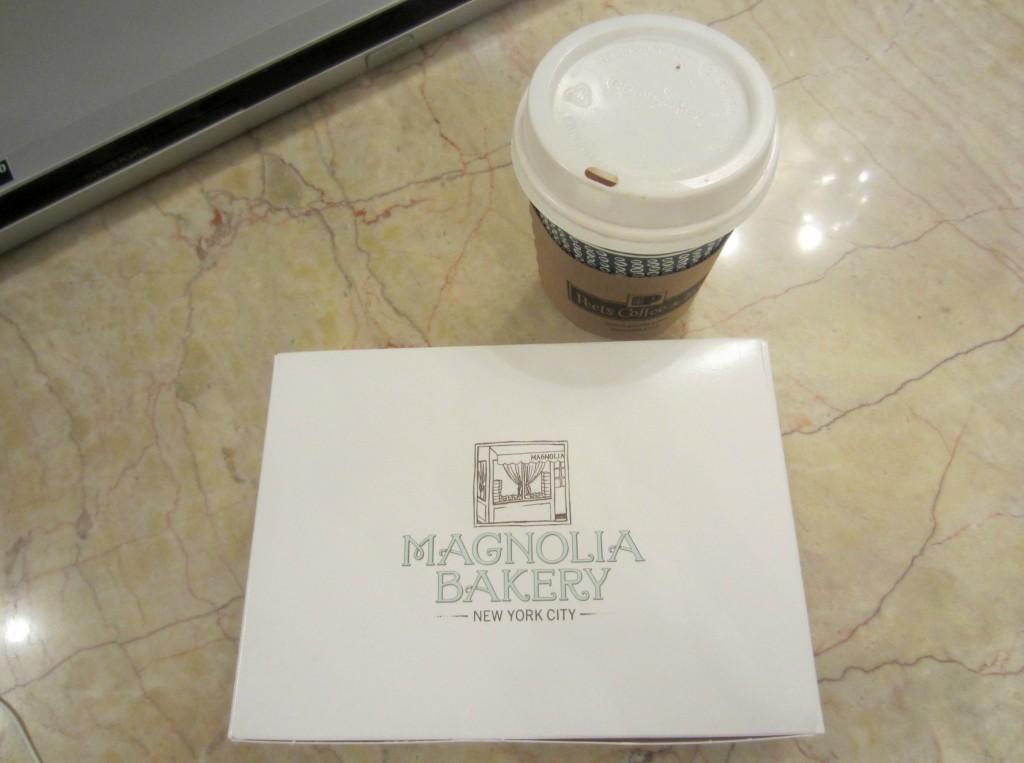 Magnolia Bakery goods