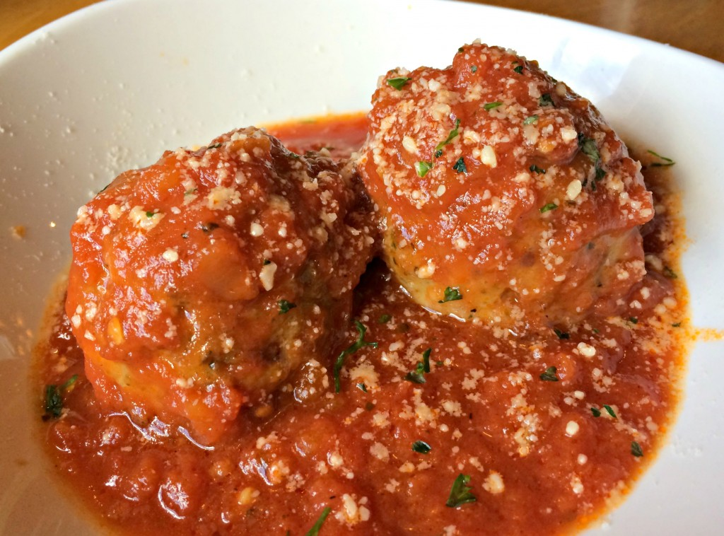 Olive Garden Chicken Meatballs