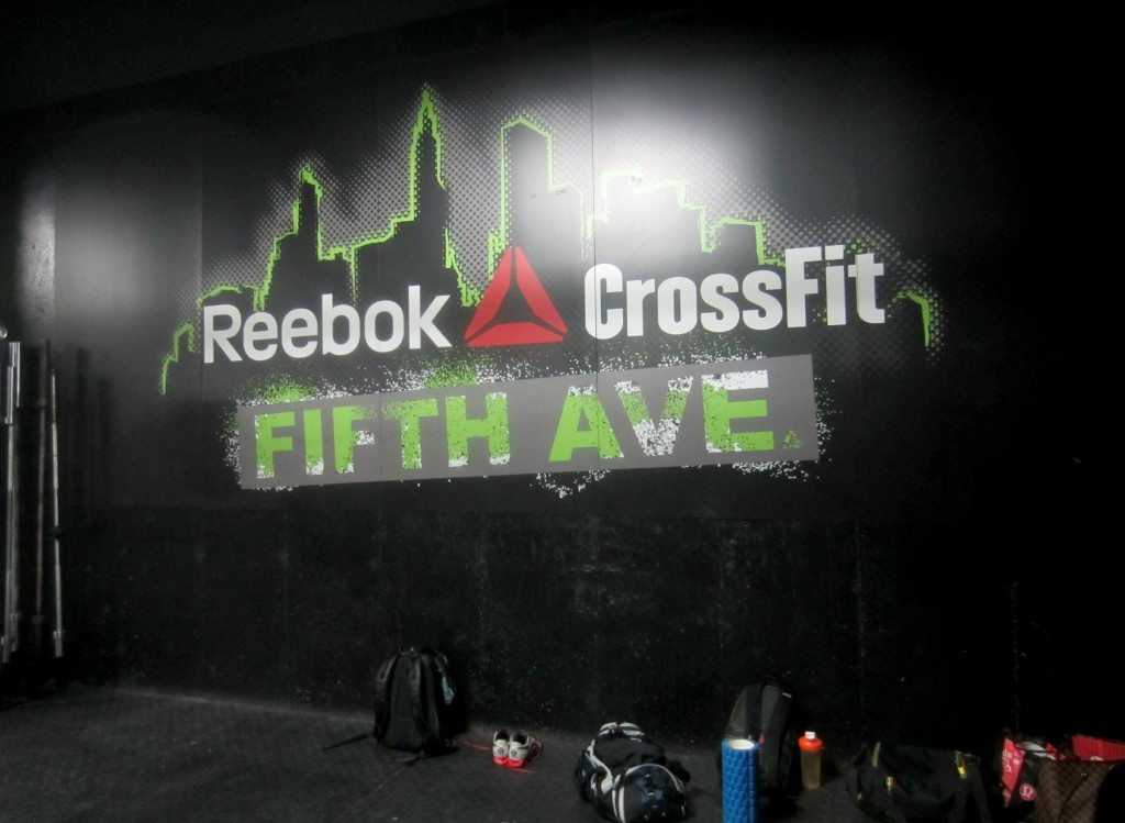 Reebok CrossFit Fifth Ave