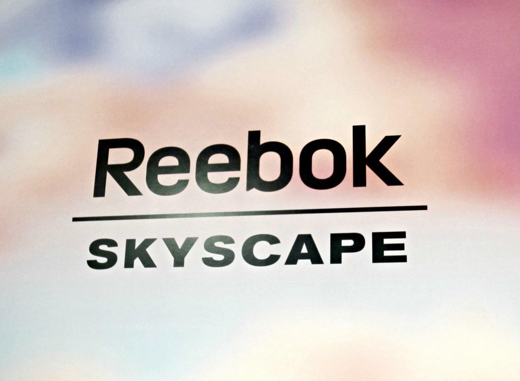 Reebok Skyscape logo