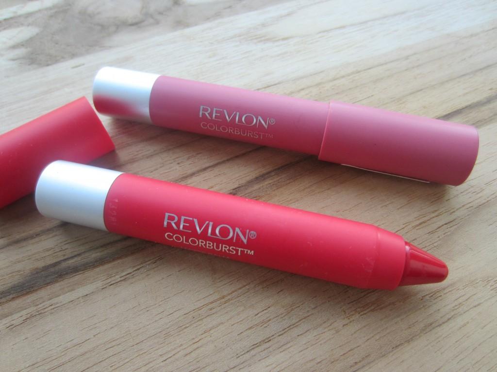 Revlon Colorburst crayons